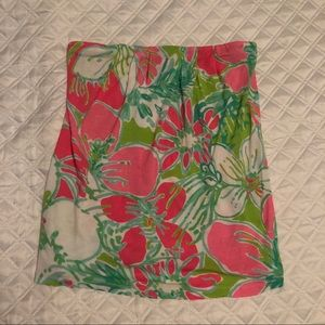 Lilly Pulitzer Tyra Strapless Top